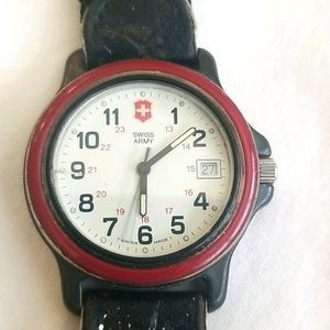 SWISS ARMY Mens Traditional Watch